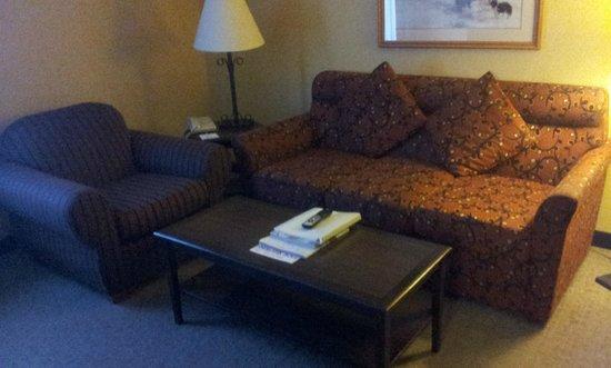 Hampton Inn and Suites Park City : Suite