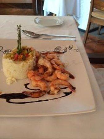 El Cid Marina Beach Hotel : Fine Italian Dinner
