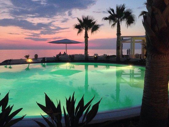 Capovaticano Resort Thalasso&Spa - MGallery by Sofitel : Pileta del hotel