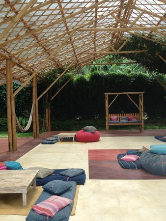 Hotel IslaVerde: Hang out/Yoga Chill Space