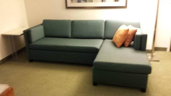 SpringHill Suites Williamsburg: Sofa Sleeper