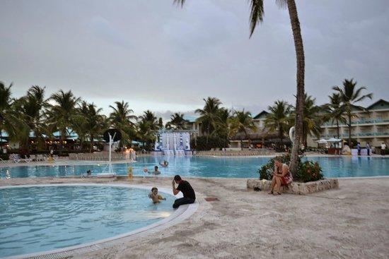 Dreams La Romana Resort & Spa : Pool