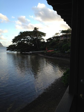 Paradise Bay Resort Hawaii : Another view from our deck