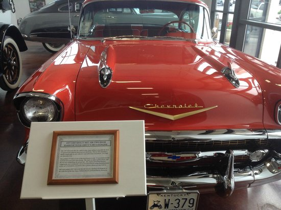Swope's Cars of Yesteryear Museum  |  1100 North Dixie Ave, Elizabethtown, KY 42701