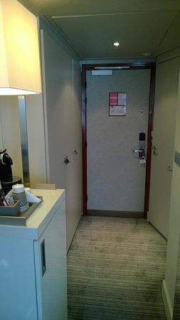 Mercure Paris Centre Tour Eiffel : Privileged room on the 11th floor