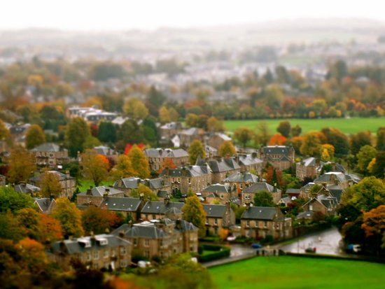 Georgian House: The town of Stirling is beautiful and the people are so friendly!