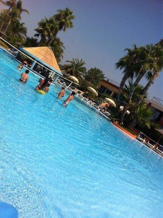 Esperia Palace Hotel: Pool bar