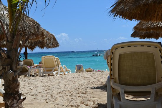 Luxury Bahia Principe Esmeralda Don Pablo Collection: On the beach