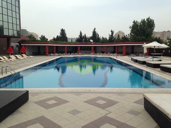Grand Hotel Europe : pool