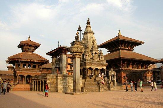 Bhaktapur a place of god