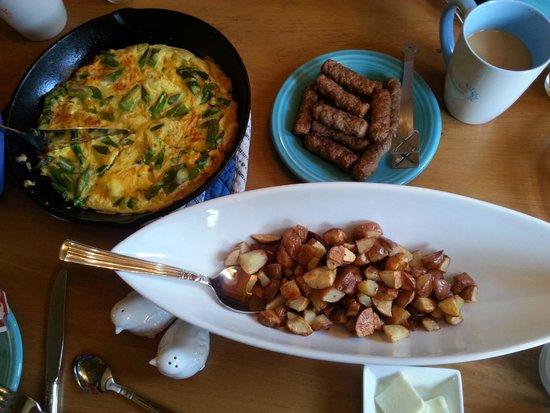 SolRisa Inn: Petit-déjeuner