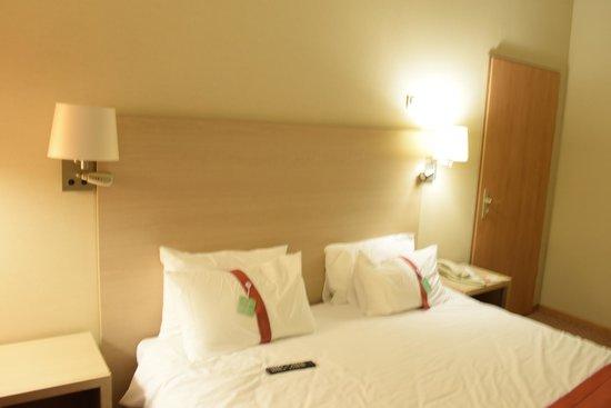 Holiday Inn Moscow Lesnaya: Bed