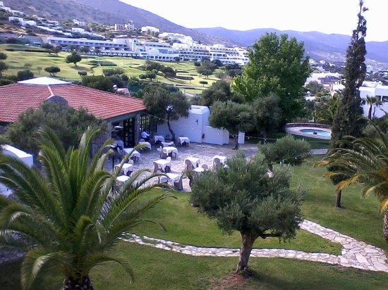 Sensimar Elounda Village Resort & Spa by Aquila: Aquila Elounda Village Restaurant Symposium