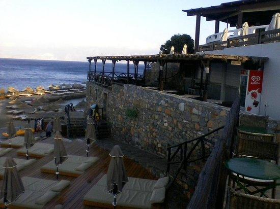 Sensimar Elounda Village Resort & Spa by Aquila: Aquila Elounda Village Beachbar