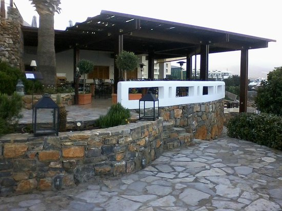 Sensimar Elounda Village Resort & Spa by Aquila : Aquila Elounda Village Restaurant Mirabello