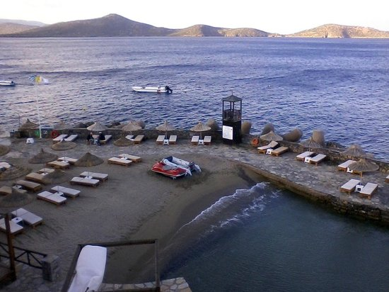 Tui Sensimar Elounda Village Resort & Spa by Aquila : Aquila Elounda Village Strand