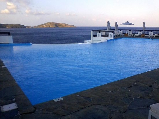 Tui Sensimar Elounda Village Resort & Spa by Aquila : Aquila Elounda Village Pool