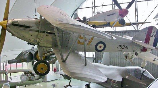 The Royal Air Force Museum London : Hawker Hart
