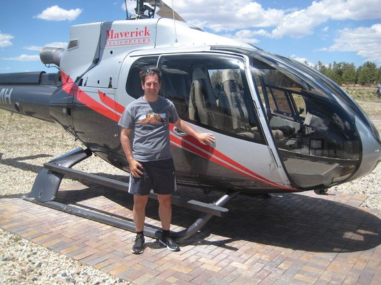 DETOURS of Arizona: My first helicopter flight above the Grand Canyon