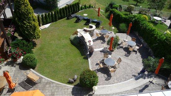 Wunder's Ferienpension: garden