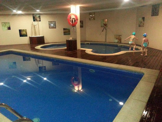 Silken Ciudad Gijon : Vista desde la piscina