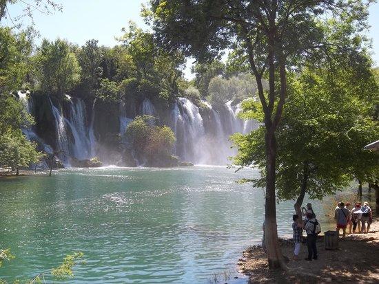Medjugorje Tours & Travel Day Tour: Kravice waterfalls -- spectacular!
