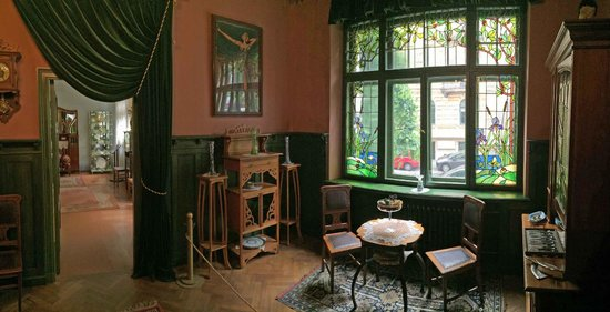 Musee Art Nouveau : Dining Room