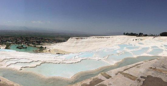 Hierapolis & Pamukkale : Magnifique