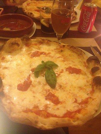 PerBacco!: Non mangiavo una pizza così buona da tempo