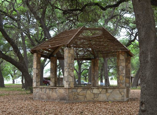 Chalk Bluff Park Paddle Boat Rentals Old Gazebo For Gatherings