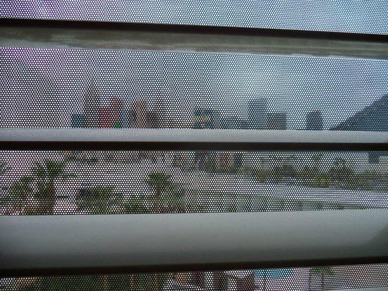 Tropicana Las Vegas - A DoubleTree by Hilton Hotel : Vista da janela