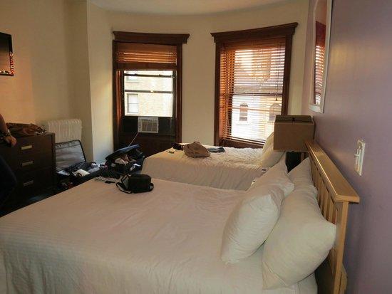 Royal Park Hotel : fotos da suite 42C
