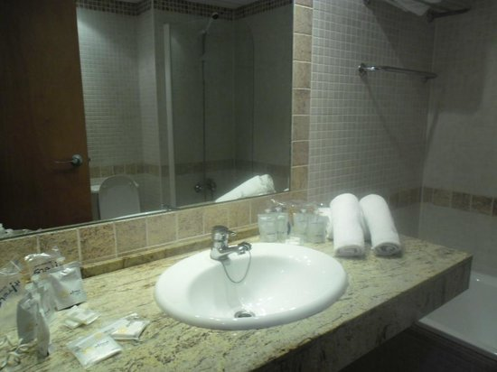 Ohtels Vil.la Romana: Toiletries provided