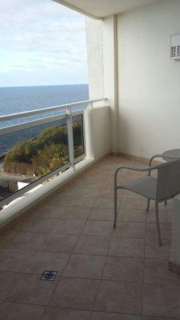 Vincci Tenerife Golf Hotel: Terraza habitacion doble vistas al mar