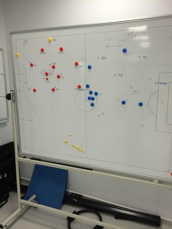 American Express Community Stadium: Tactics