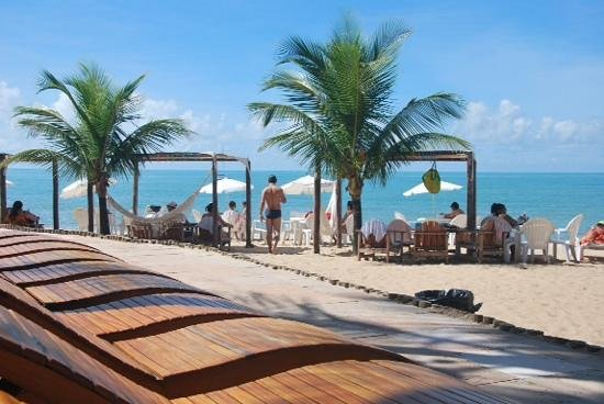 Resort La Torre: La Torre Resort - Bar da praia