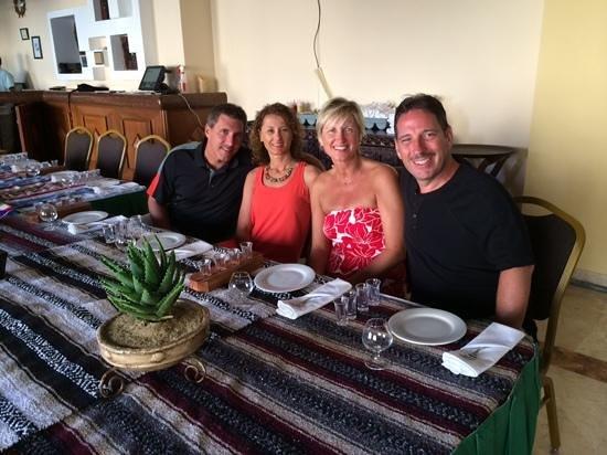 Playa Grande Resort: Tequila Tasting!