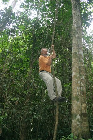 Northern Explorer Tours: Tarzan Seelig