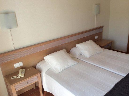IBB Blue Hotel - Paradis Blau: Habitación doble standard vista mar