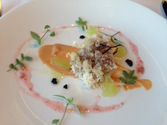 Oxo Tower Restaurant, Bar and Brasserie: Granchio
