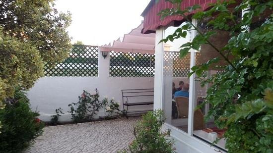 Vila Velha : Wintergarten