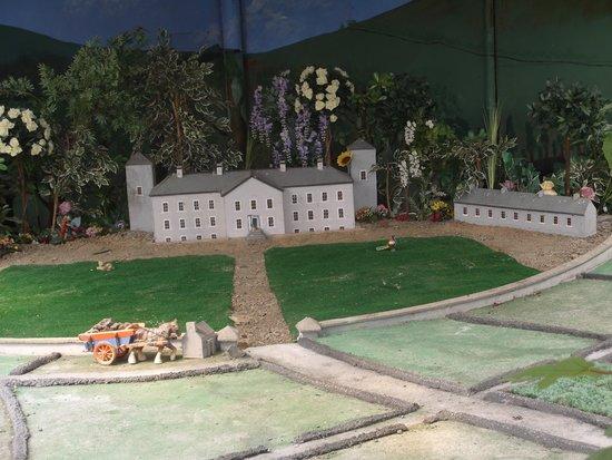Doagh Famine Village: Model of Landlord's House