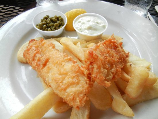 fish 'n chips - Picture of Celtic Crossing, Memphis - TripAdvisor