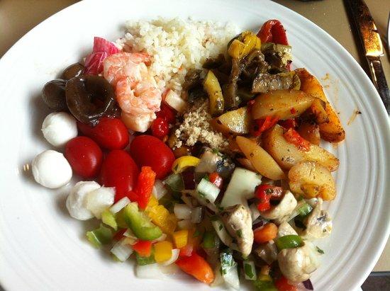 Rodizio: Vegetarian Option (Salad Bar)