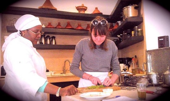 Riad Matham : Cooking Lessons