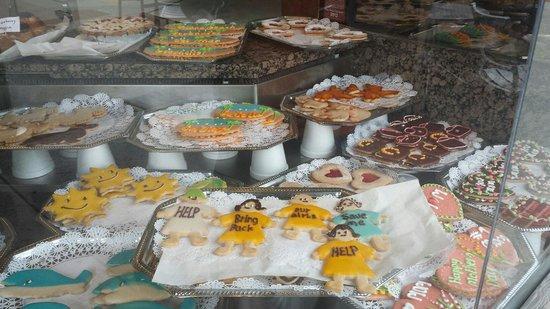 Girard Gourmet: Sweet treats.