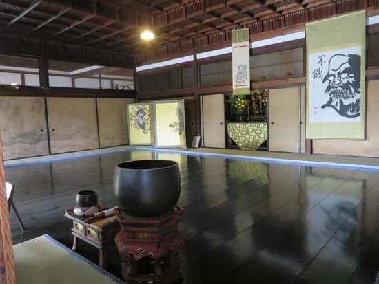 Kennin-ji Temple: Room