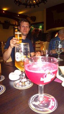 Steakhouse ASADOR: Пиво и стейки!!!