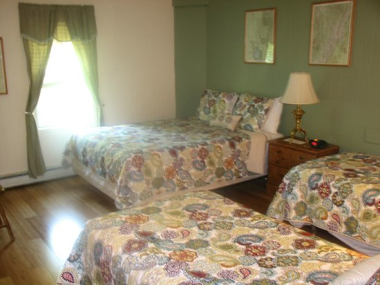 Bromley View Inn: Topographical Room ##9b