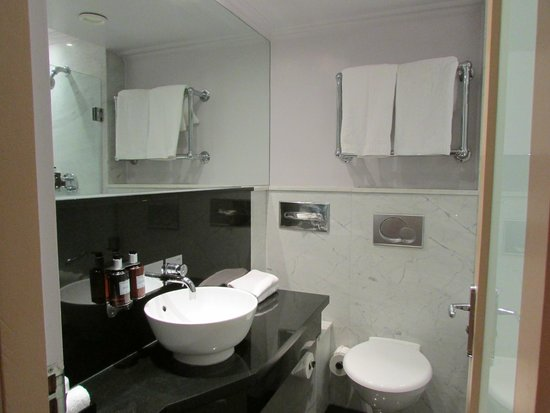 Radisson Blu Edwardian Berkshire: bathroom